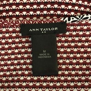 Ann Taylor Tops - Ann Taylor Short Sleeved Blouse